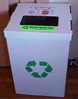 The University Of Arizona Fm Recyling Recycling Containers